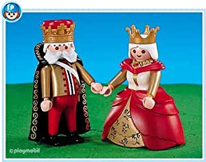 Amazon Com Playmobil King Amp Queen Toys Amp Games