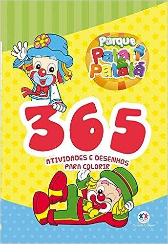 Patati Patata 365 Atividades E Desenhos Para Colorir