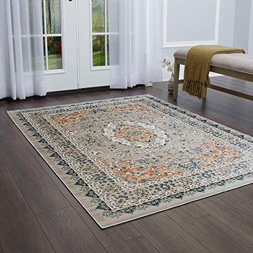 Home Dynamix SBCJuliet_ 3ft10in X 5ft2in_8366-451 Juliet Majesty Area Rug 3'10