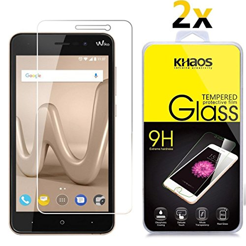 Tempered Glass Screen Protector for Wiko Lenny 2 (Clear) - 9