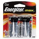 EVEE95BP2 - Energizer D Alkaline General Purpose Battery