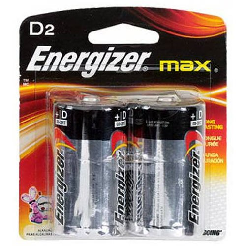 EVEE95BP2 Energizer Alkaline General Purpose