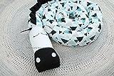 HORSE Baby Pillow, Handmade Pillow, Bolster Pillow