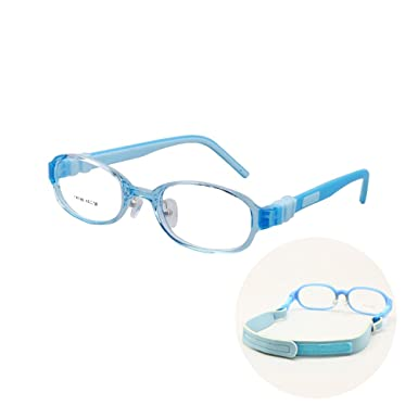 Flexible Student Glasses Frame Size 46mm Unbreakable, Temple ...