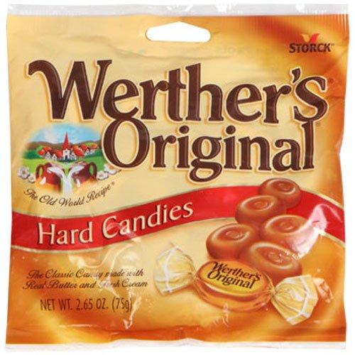 Werther's Original Hard Candies, 2.65-oz. Bags (set of 2)]()