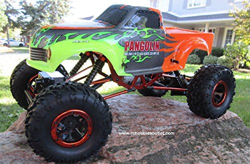 HOT SALE! RC Rock Crawler Truck Electric 1/10 Scale RTR 2.4G 4WD