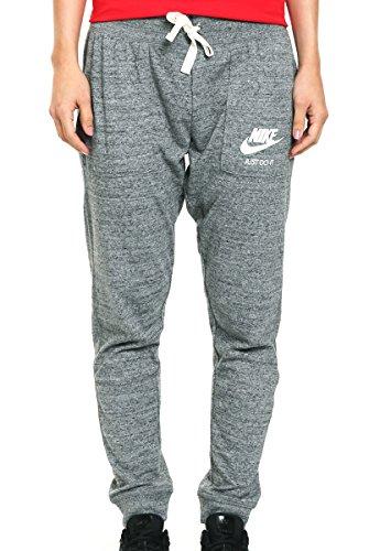 Nike Damen Trainingshose Gym Vintage Pants Carbon Heather