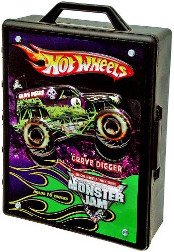 monster jam hot wheels - 7