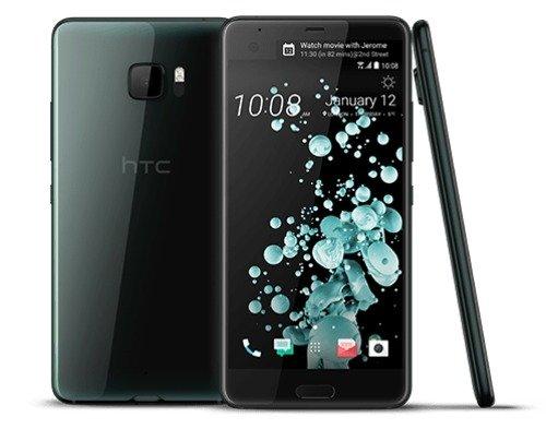 HTC U Ultra Factory Unlocked Phone – 5.7″ Screen – 64GB – Black (International Version – No Warranty)