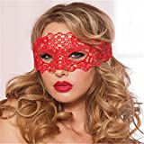 Sexy Hollow Out Babydoll Lingerie Porn Lace Mask Erotic Lingerie Costumes Female Sexy Lingerie Hot Cosplay Party Masks 2