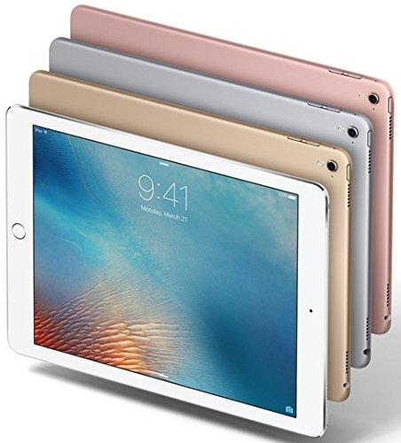 Apple iPad Pro Tablet (256GB, Wi-Fi, 9.7in) Rose (Renewed)