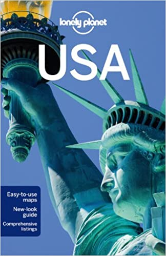 lonely planet usa travel guide