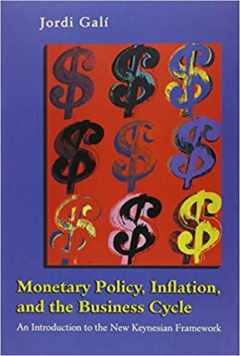 Monetary policy inflation and the business cycle an monetary policy inflation and the business cycle an introduction to the new keynesian framework fandeluxe Choice Image