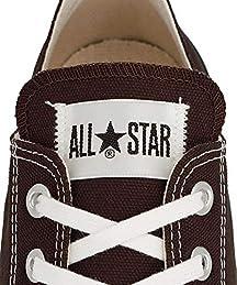 Canvas All-Star J Ox: Dark Brown