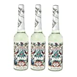 Three (3) Plastic Bottles - Florida Water Cologne 7.5 Oz by Lanman & Kemp Authentic Real Florida Water Cologne