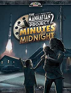 MNI-MM100 The Manhattan Project 2: Minutes to Midnight