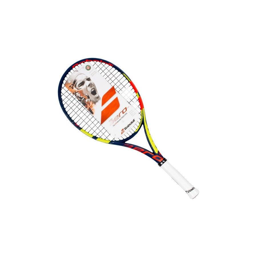 Babolat Pure Aero French Open 26 Junior Tennis Racquet