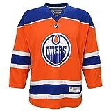 Edmonton Oilers Reebok Youth Replica Alternate NHL Hockey Jersey - Size Small / Medium