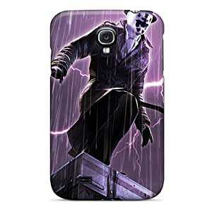 Protector Cell-phone Hard Cover For Samsung Galaxy S4 With Allow Personal Design HD Rorschach Pictures KellyLast