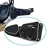 KEMIMOTO RZR Door Bags, RZR 1000 S900 Storage Bags with Knee Pad for 2014-2018 Polaris RZR XP 1000 900XC Front Door Driver and Passenger Side Storage Bag Set
