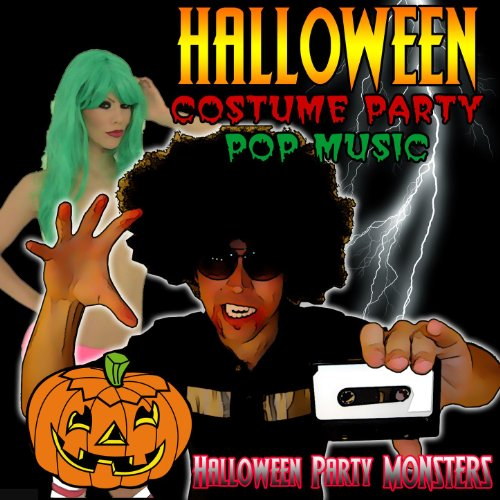 Halloween Costume Party Pop Music [Clean]
