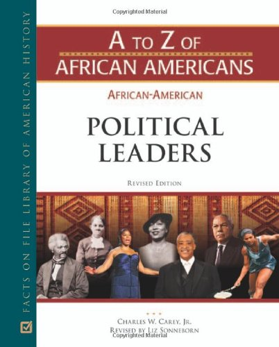 Search : African-American Political Leaders (A to Z of African Americans)