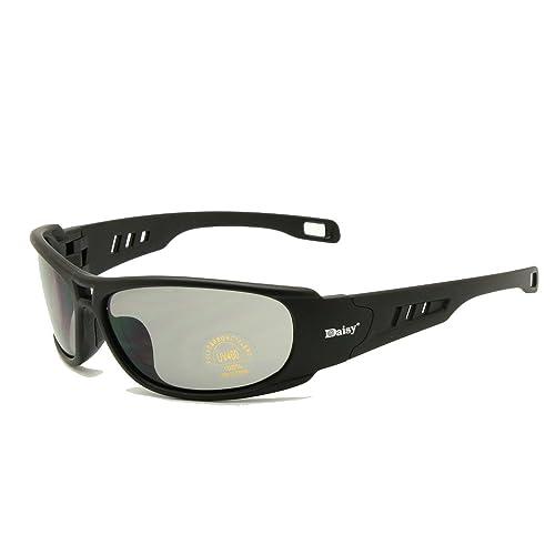 4531bbbbad EnzoDate Daisy C6 polarizado Gafas de Sol Gafas de Militares del ejército  de ballstic RX Insert
