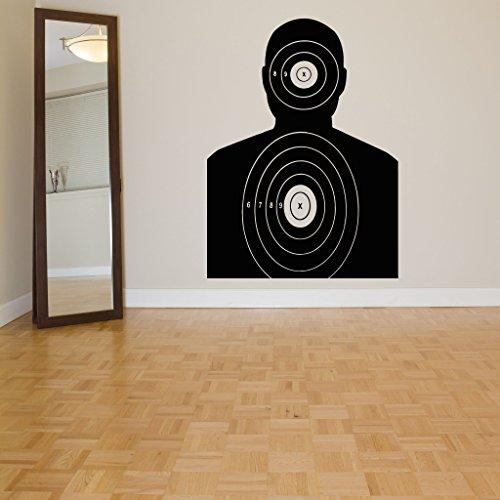 Wall Art Decals Target : Wall room decor art vinyl sticker mural decal shooting