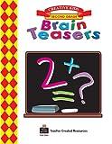 Brain Teasers, Grade 2, Michael Levin, 1576902560