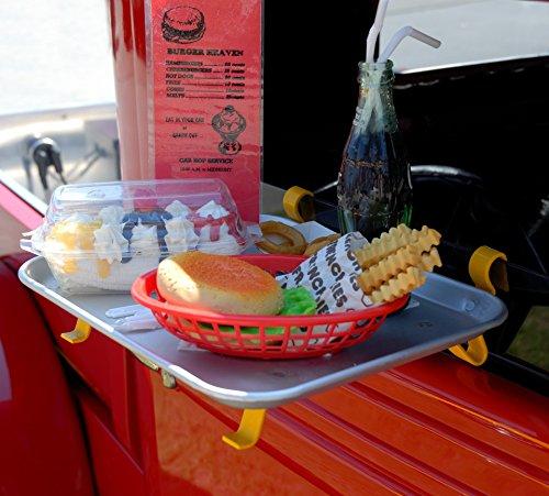 - LAMINATED POSTER Car Hop Tray Food Poster Print 24 x 36