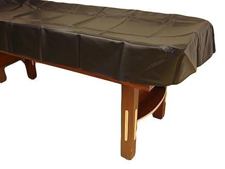 12u0027 Shuffleboard Table Cover   Black