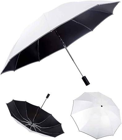 Paraguas invertido de doble capa: al revés Paraguas invertido ...