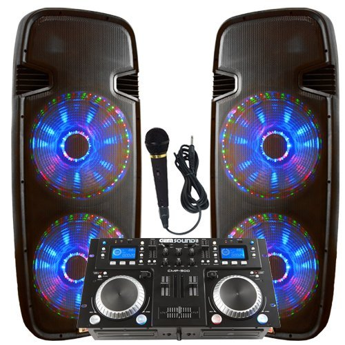 Best Price Light Up The House Dj System Lighted