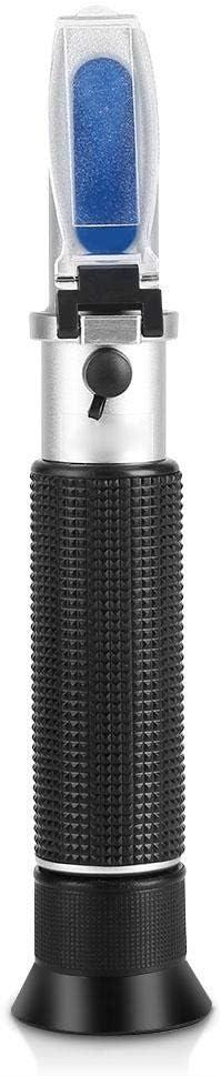 Yisentno Alkohol 0-80/% Test Refraktometer Wein Bier Meter Messger/ät Handheld USA