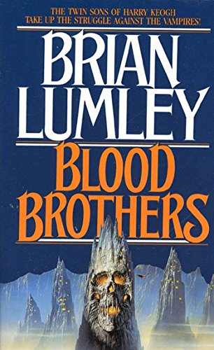 Blood Brothers (Necroscope Book 6)