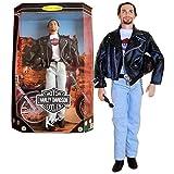 Ken # 1 Harley Davidson Ken Doll by Mattel