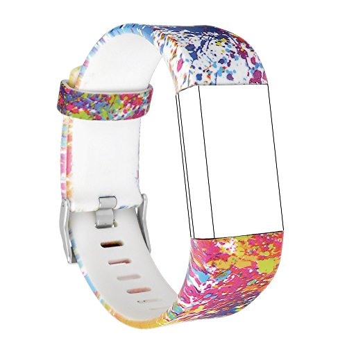 RedTaro Replacement Fitbit Wristbands Bracelets