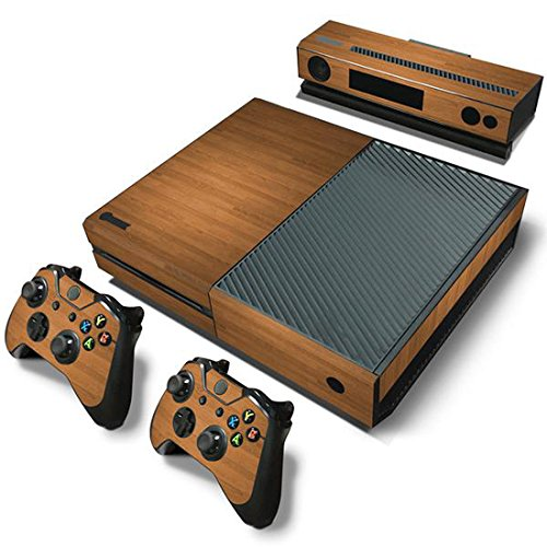 mod-freakz-console-and-controller-vinyl-skin-set-wood-stain-grain-for-xbox-one