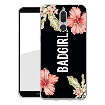 Finoo Hardcase Handyh/ülle f/ür Dein Huawei Mate 9 Made In Germany H/ülle mit Motiv und Optimalen Schutz Tasche Case Cover Schutzh/ülle f/ür Dein Huawei Mate 9 L/öwe gemalt