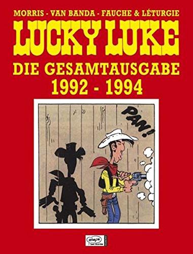 Lucky Luke Gesamtausgabe 21: 1992 bis 1994 Gebundenes Buch – 6. September 2007 Morris Xavier Fauche Jean Léturgie Lo Hartog van Banda