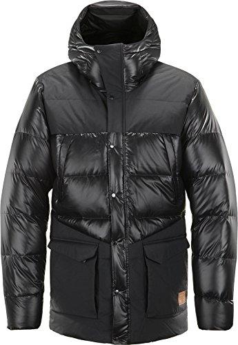 Jacket Men's Black True Haglöfs Down Venjan wUqtvt