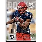 6c87024d Amazon.com: 2015 Score #348 Austin Hill Seahawks NFL Football (RC ...