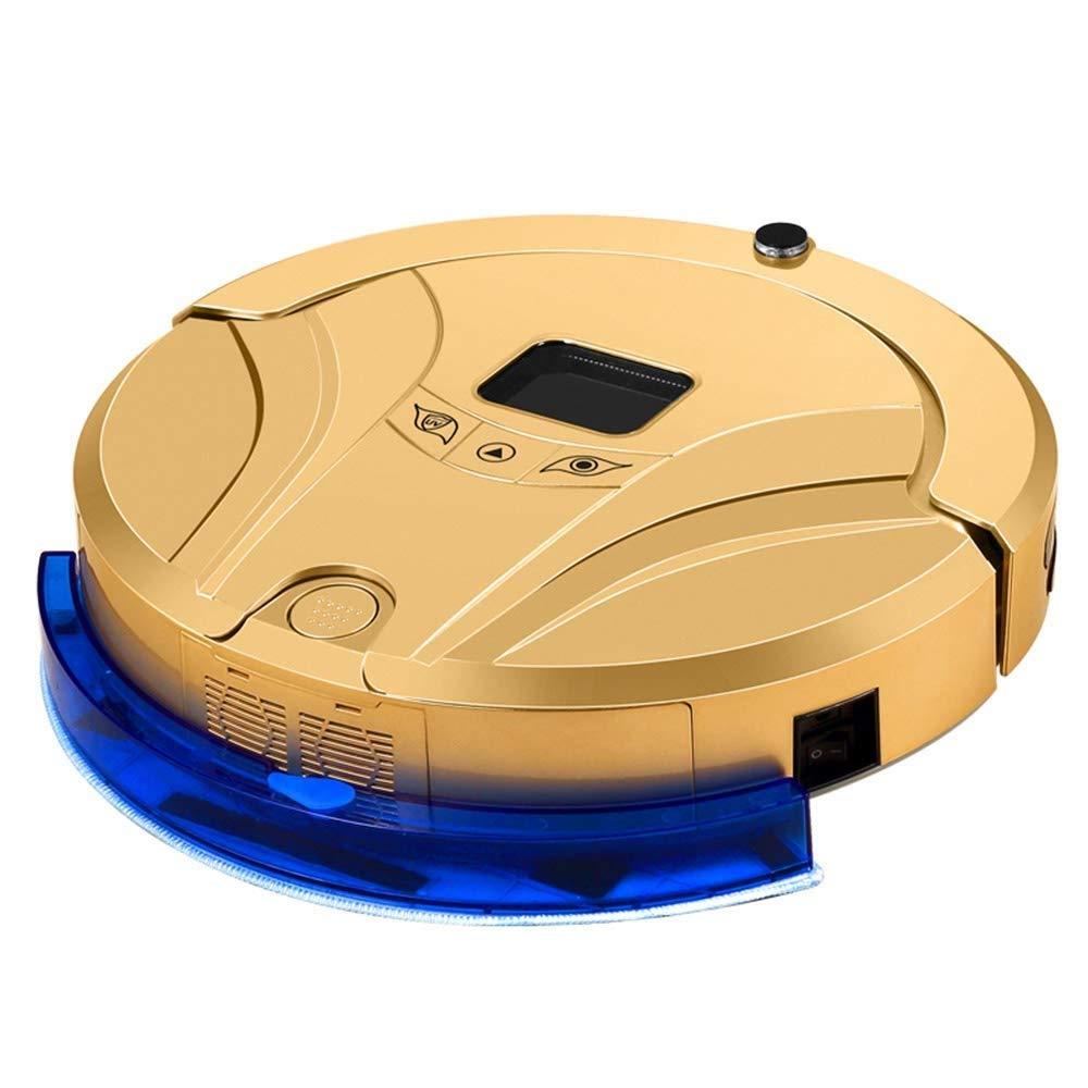 ZLZZY Aspirador Robot de Barrido de Piso Aspirador con tecnología de detección de caída para Pisos Duros y alfombras Delgadas: Amazon.es: Hogar