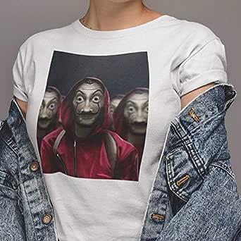 La Casa De Papel T-Shirt for Women