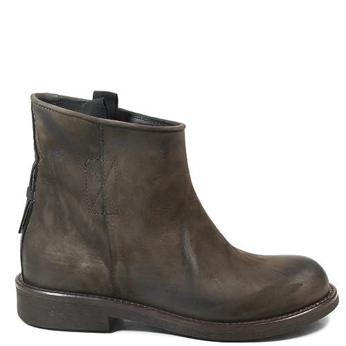 0271 Stivaletti Donna Personal Bassi Boots Shoepper Biker Stivali cg8xnqP4aw