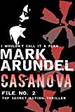 Casanova (Meriwether Files Book 2)