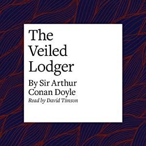 The Veiled Lodger Audiobook