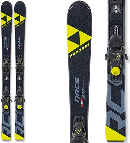 Fischer RC4 Race Jr. Kid's Skis w/FJ7 GW AC SLR Kid's
