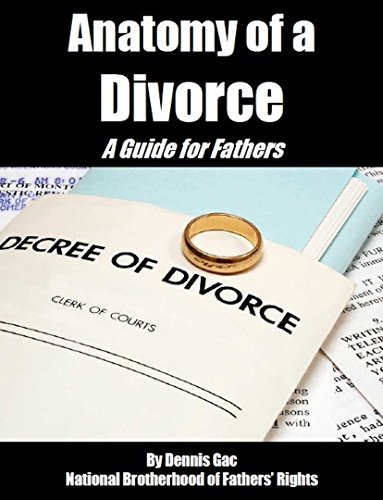 Amazon.com: ANATOMY OF A DIVORCE: A Guide for Fathers eBook: Dennis ...