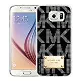 Hot Sale M-ichael K-ors Samsung Galaxy S6 Case ,Popular And Unique 99 White Phone Case For Samsung Galaxy S6 Screen Case Fashion Custom Designed